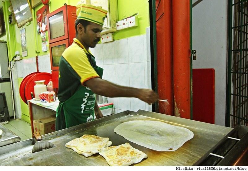 馬來西亞 推薦小吃 Restoran Ayoob 24H 印度甩餅 ROTI 拉茶6