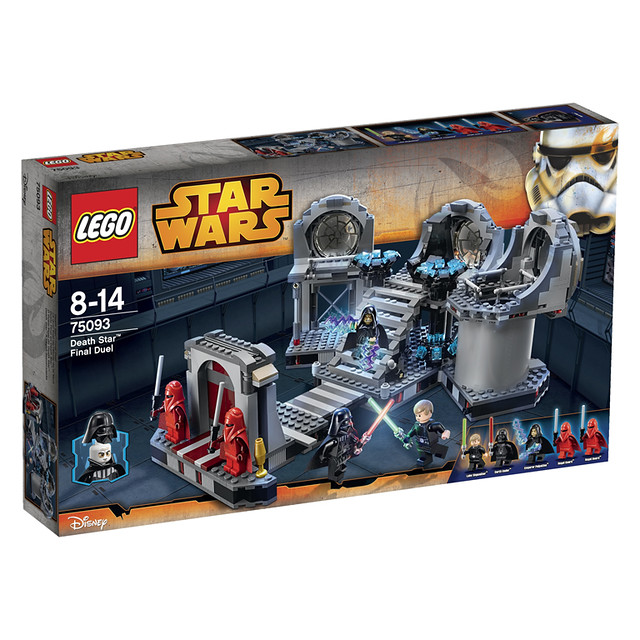 LEGO Star Wars 75093 - Death Star Final Duel
