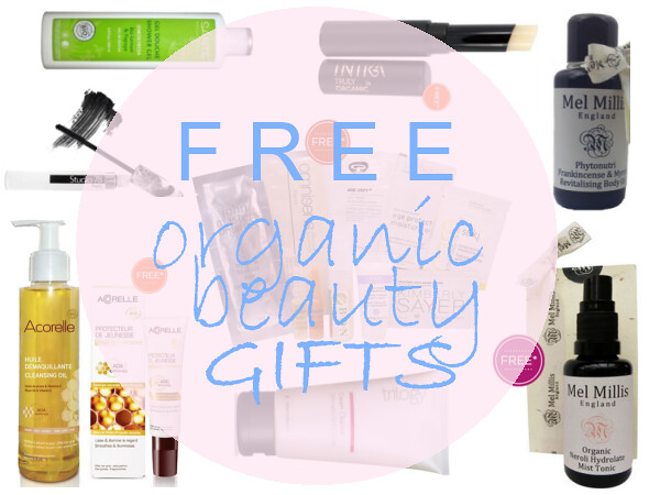 Weekly Discounts and Free Organic Beauty Gifts #11