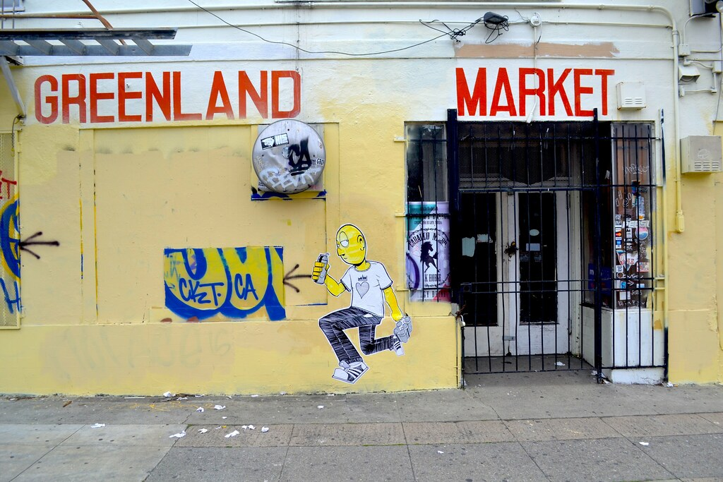 Smilee « Endless Canvas – Bay Area Graffiti and Street Art