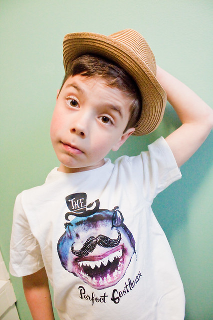 From camo to fedoras, cute spring styles for baby boys to big kids from OshKosh B'gosh. #ImagineSpring with outfits perfect for spring break and Easter! Fashion | Boys Spring + Summer Looks