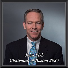Here is my interview with John Fish, the Chair of Boston 2024. #Boston2024, is a non-profit organization working towards hosting the 2024 Olympic and Paralympic Games here in Boston, Ma. In this interview I did not only learn his personal drive, for hosti