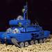 Tintin Moon Tank by Legohaulic
