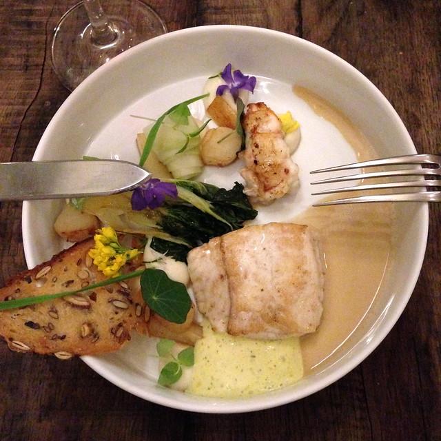 Dinner @ restaurant Essenciel Leuven