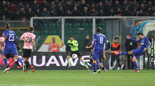 Palermo-Juventus, passano i bianconeri$