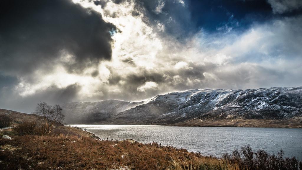 The Highlands, Scotland, United Kingdom, Landscape photography picture