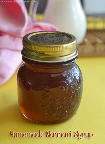 Paal Sarbath Recipe