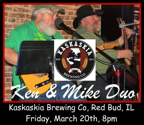 Ken & Mike Duo 3-20-15