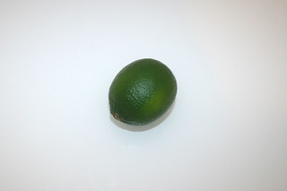 06 - Zutat Limette / Ingredient lime