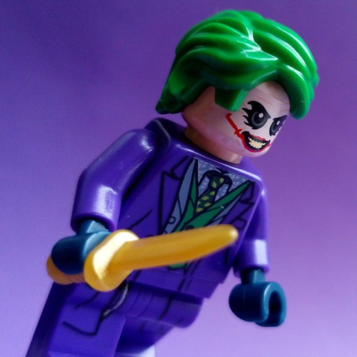 You wanna know how I got these scars - The Joker