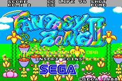 SEGA 3D Classics - 3D Fantasy Zone II