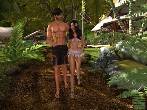 Takeo and Lolita Oleander