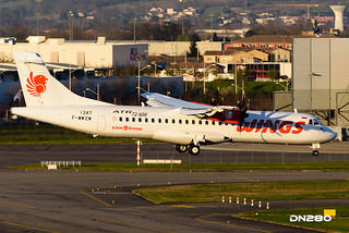 Wings ATR72-600 msn 1247