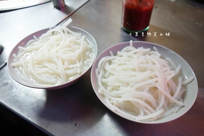 7 永和文化路阿嬤的米粉湯