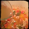 #homemade Super #Freekeh Soup #CucinaDelloZio - 1c chicken stock