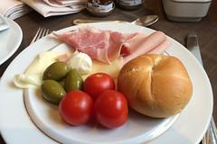 Venice - Hotel Bucintoro breakfast