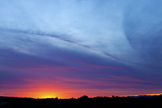 sepulveda basin sunset 1