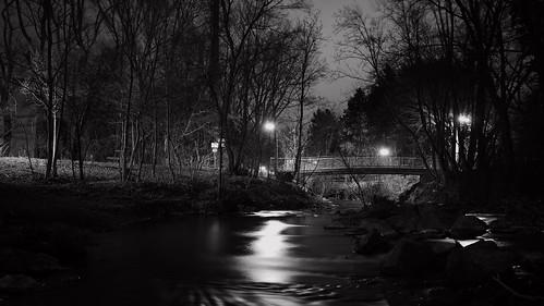 "creek ""Liesing"" in Kalksburg"