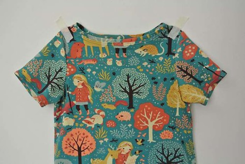 forest friends dress