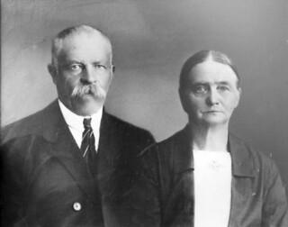 Martin og Pauline Husby