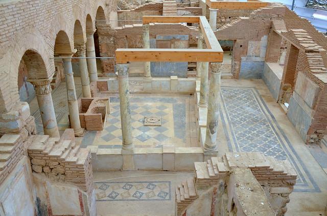 Terraced Houses, Ephesus, Turkey