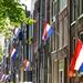 Flag Day in Amsterdam by B℮n