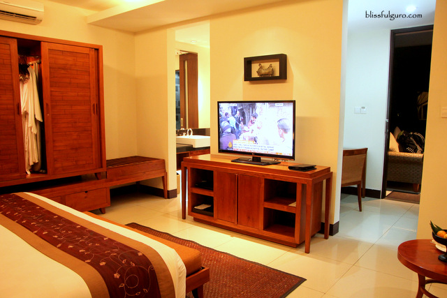 Rama Beach Resort and Villas Bali Premier Deluxe Cottage
