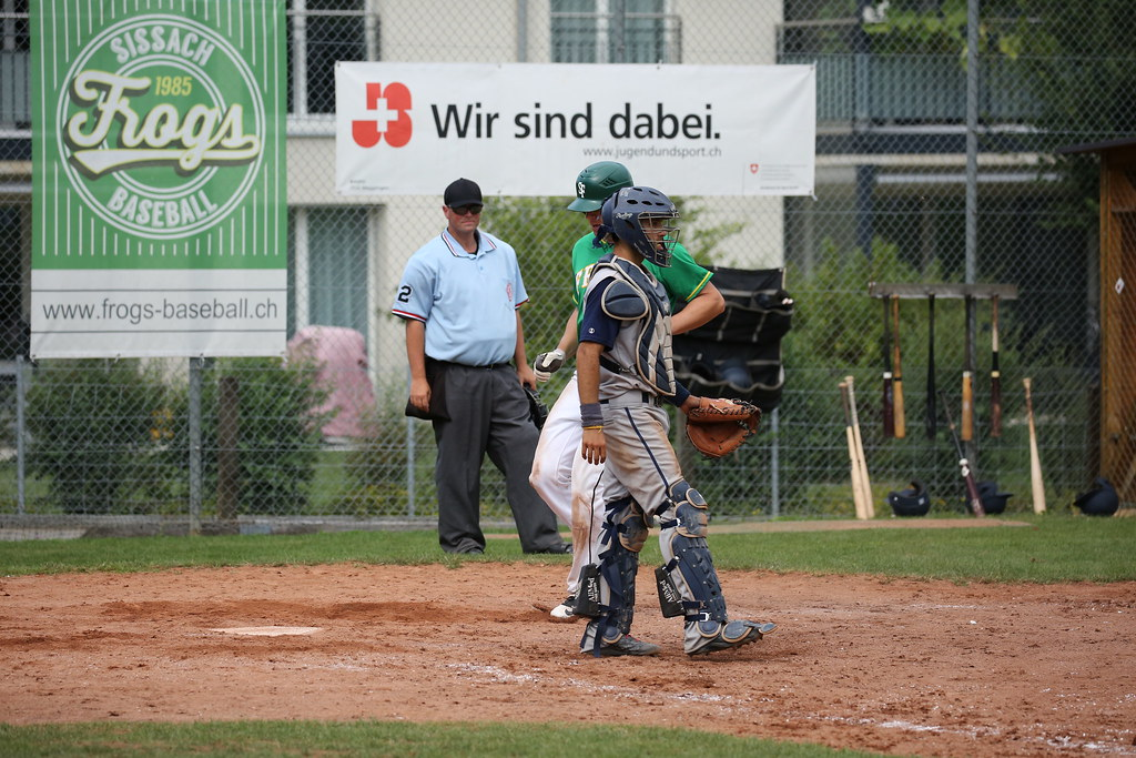 Sissach Frogs Baseball