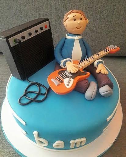 Cake by Karenina Marcelino