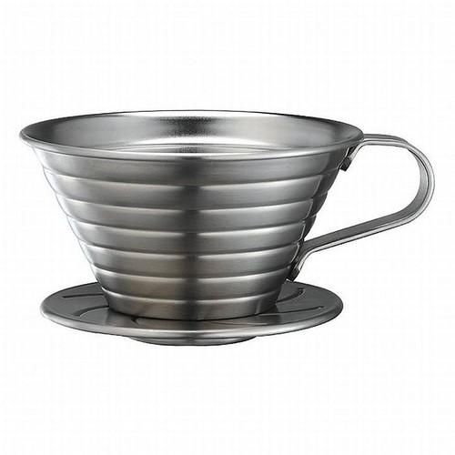 Tiamo filter k02 stainless steel