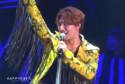 Daesung D3 Encore Dates Tokyo Day 1  2015-01-31 - 23