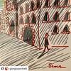 #PiacereEttoreScola al #museobilotti #Repost @giorgiopontrelli with @repostapp ・・・ #rome #roma #villaborghese #museo #carlobilotti #mostre #ettorescola #ceravamotantoamati #disegni