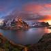 Good Morning Lofoten by Yan L Photography