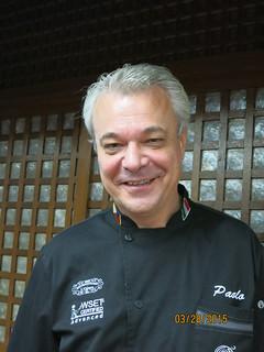 IMG_5702: Chef Paolo Nesi of L'Opera