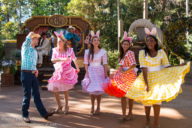 Springtime Roundup fun at Big Thunder Ranch