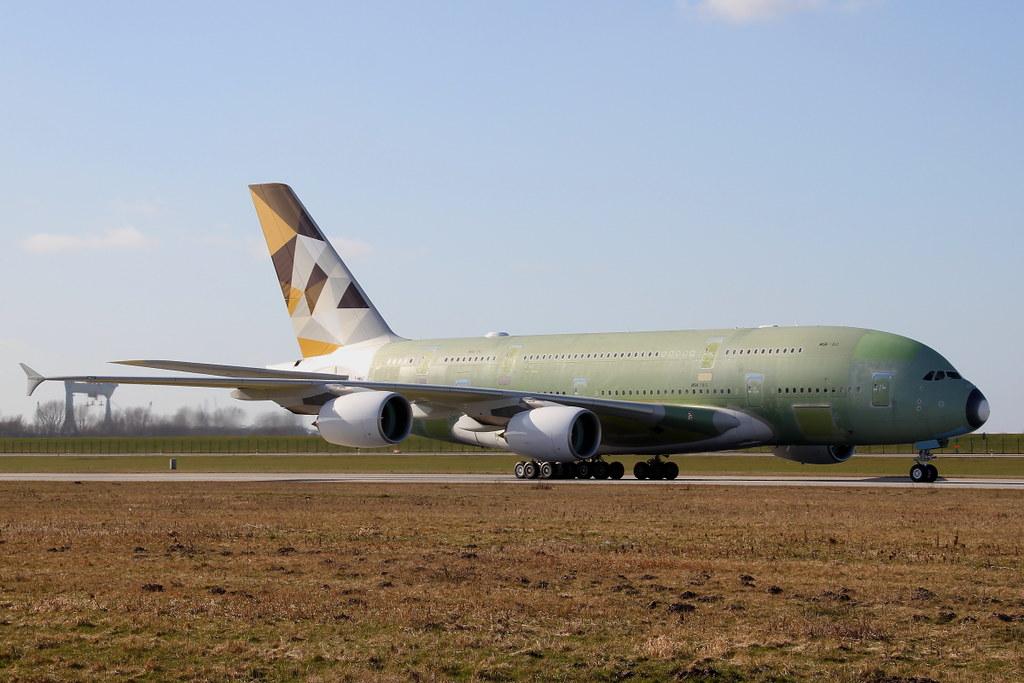 A6-APD - A388 - Etihad Airways