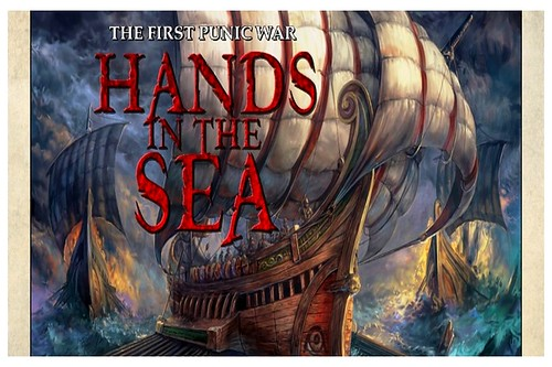 004 - Hands in the Sea KS