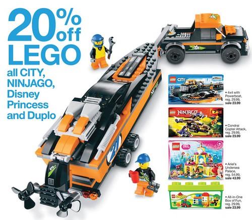 Target 20% Off Sale