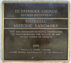 Photo of Black plaque № 39423