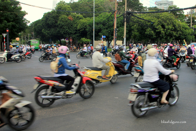 Motorcycles Ho Chi Minh Vietnam