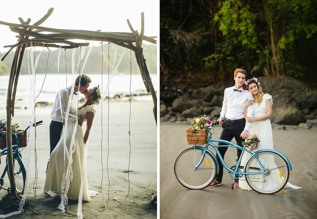 E & G Costa Rica Beach Elopement 9
