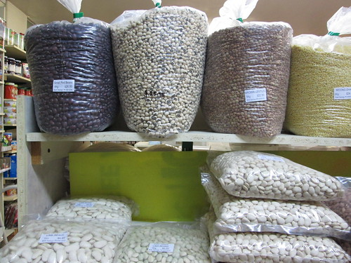 bulk dried beans