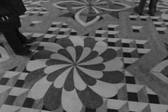 Venice - Accademia floor
