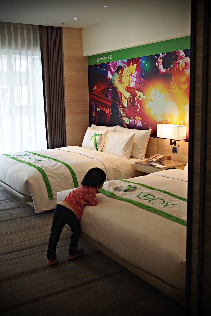 XBOX主題飯店 和逸台南館-房間-28