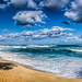 Pipeline Beach Oahu-pano by tleparskas