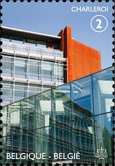 17 PALAIS DE JUSTICE timbree