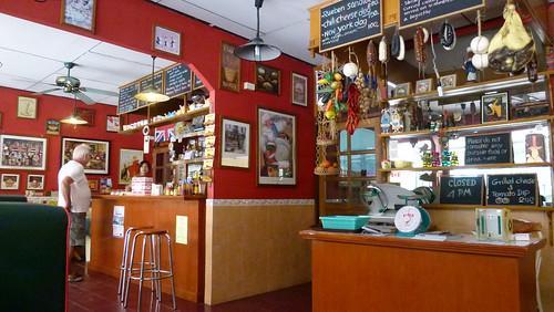 今日のサムイ島 4月2日 老舗Angela's Diner-メナム