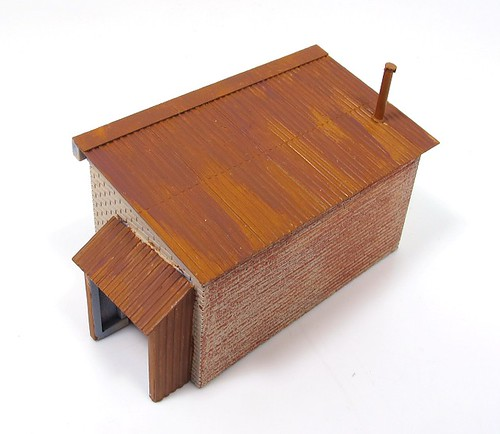 Roof - Rusty