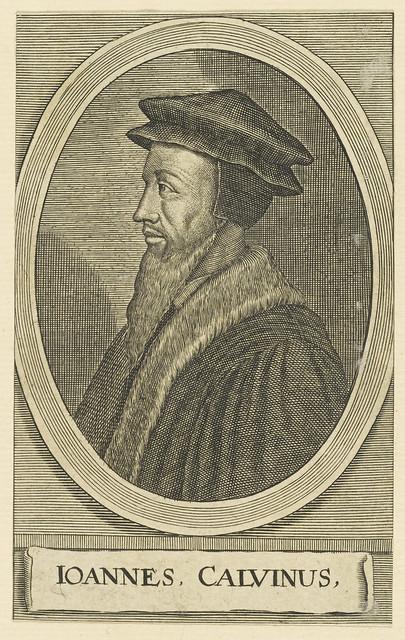Bildnis des Ioannes Calvinus