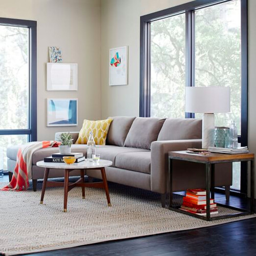 Living Room Inspiration | West Elm